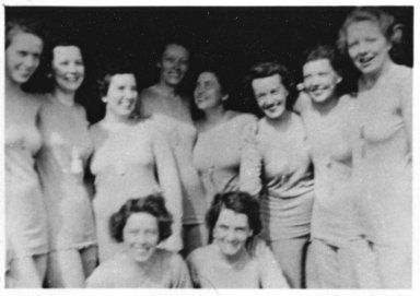 Stockbridge, Nurses, from 25th General Hospital: Courage & Skill in World War II--for an exhibit highlighting movements, personal narratives and medical contributions see http://digitalprojects.libraries.uc.edu/exhibits/25thGeneralHospital/; for entire collection see http://digproj.libraries.uc.edu:8180/luna/servlet/s/4lcgzb; connect on Facebook and share your own WWII General Hospital stories at http://www.facebook.com/UC25thGeneralHospital.