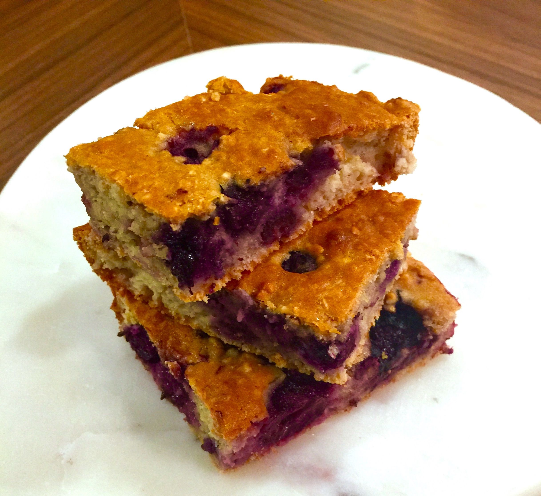 Oatmeal berry pie