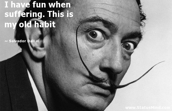 Salvador Dali Quotes Inspiration Relateret Billede  Brainstorm  Pinterest Design Ideas
