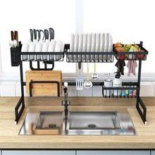 Barra de Colgar Utensilios de Cocina Organizador con 8//10 extra/íble Ganchos para Uso Multi como Spice Rack o Plataforma de ba/ño,20cm F-JX Estante de Acero Inoxidable Estante de la Cocina