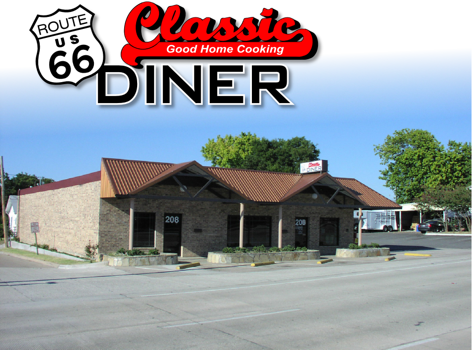 66 Diner - solid place for breakfast just off the square