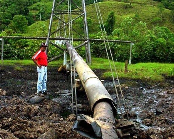 Por ataque a oleoducto caño Limón Coveñas, Gobierno eleva queja ante la ONU | LA F.m. - RCN Radio