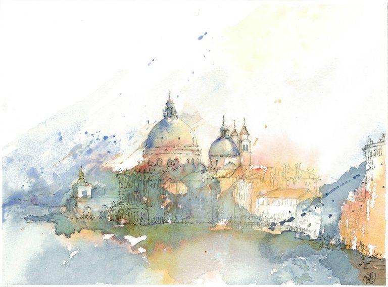 Mclean Jenkins Santa Maria Della Salute I Venice