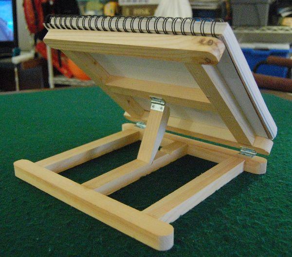 Diy Table Top Easel Diy Tischplatte Selbstgemachte Tische