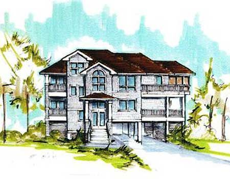 Plan 13060FL Architectural design house plans, Building and House