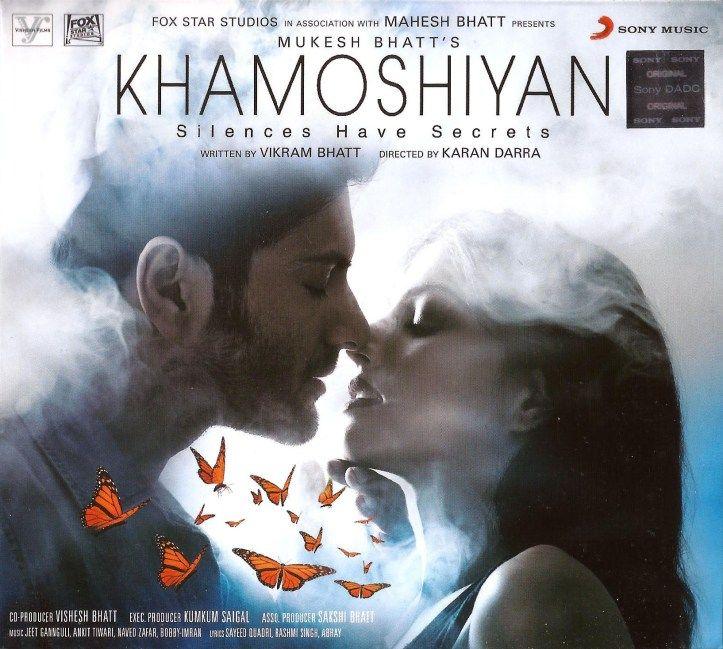 Khamoshiyan [2014-MP3-VBR-320Kbps] | Mp3 | Khamoshiyan movie
