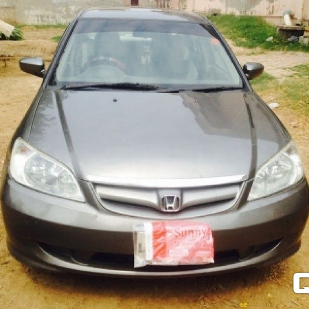 Comments By Seller My Auto Is Very Good Condition And Fron Back Piller Inside Interior Roof Every Thing Is Genuine And Just Doors Showe Honda Civic Civic Honda