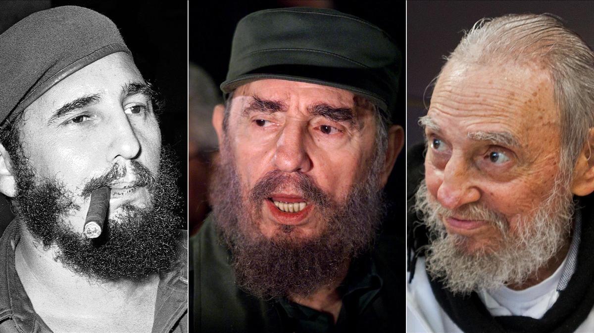 El líder de la revolución cubana tenía 90 años. Lo confirmó su hermano, el presidente de Cuba Raúl Castro, en una alocución en la televisión estatal