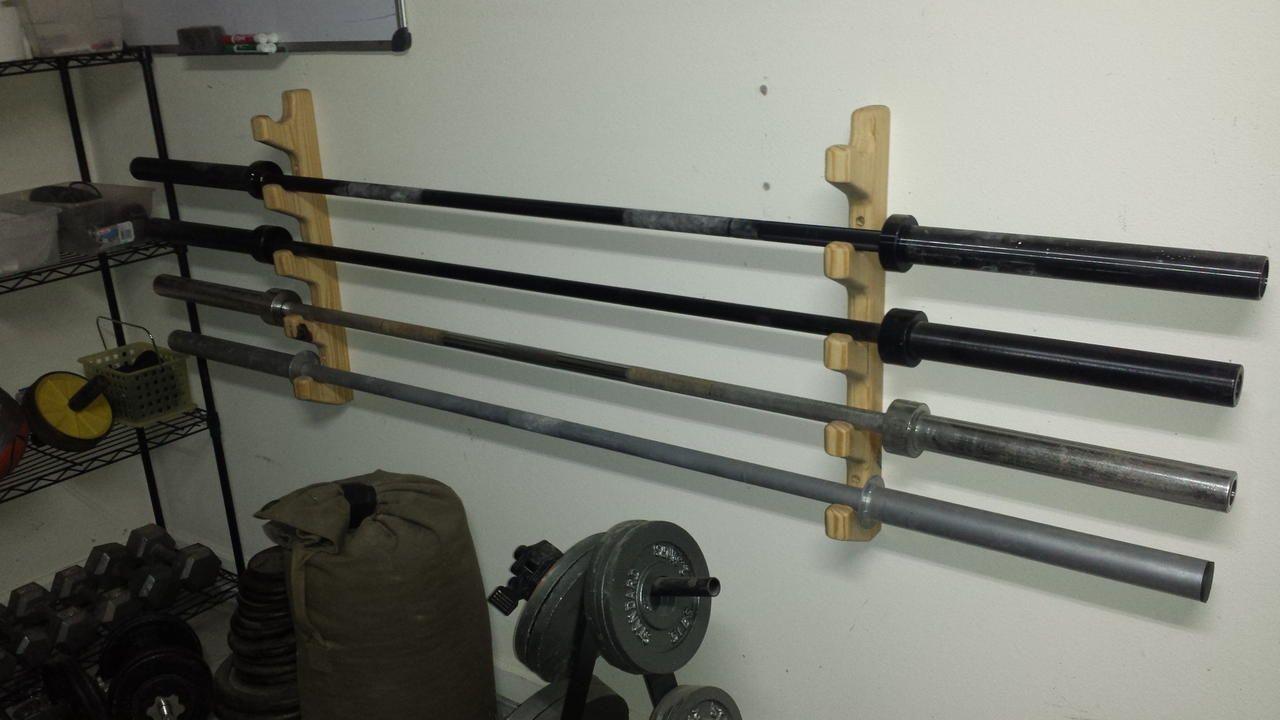 Diy barbell rack google search my garage gym diy home