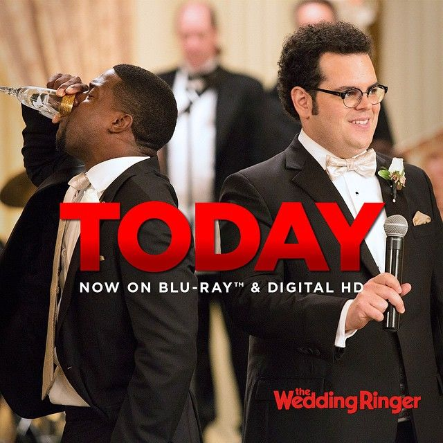 The Wedding Ringer On Instagram It S Time To Bring It Home The Weddingringer Is Out Today On Blu Ray Link In Bio The Wedding Ringer Wedding Ringer Blu