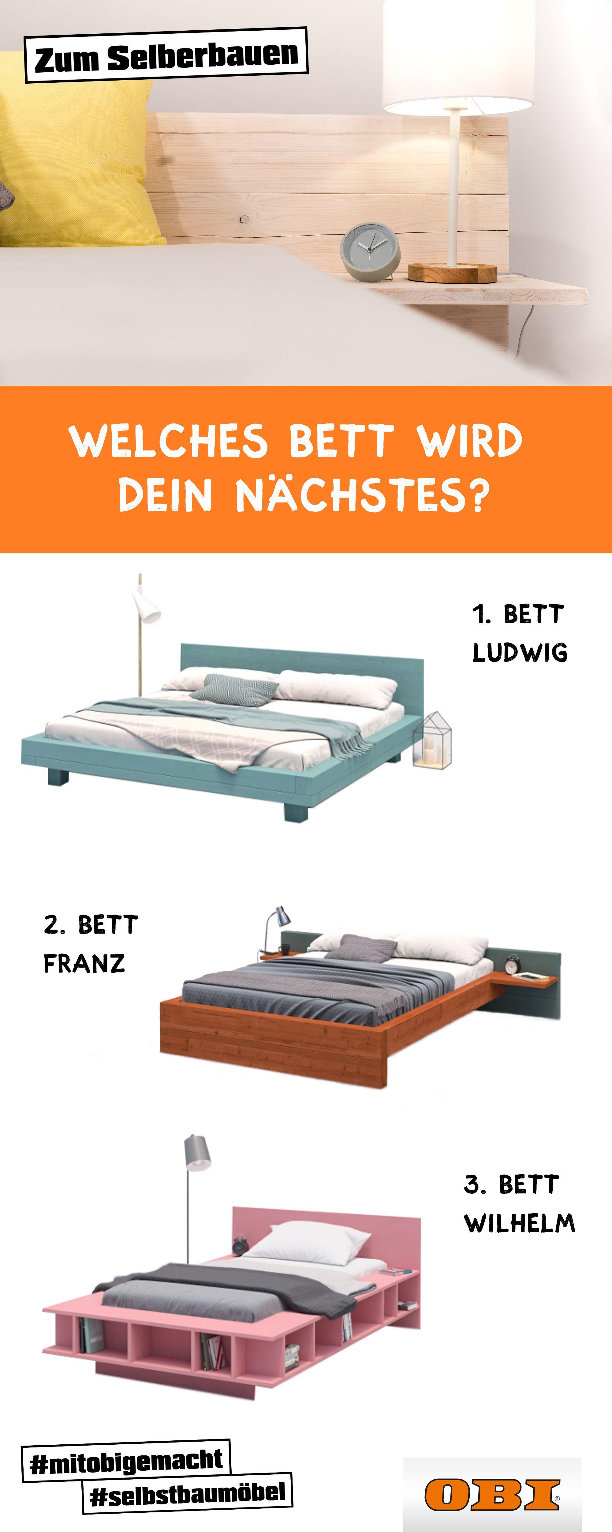 ob klein gro schmal oder breit gestalte dein individuelles bett selbst mit der einfachen. Black Bedroom Furniture Sets. Home Design Ideas