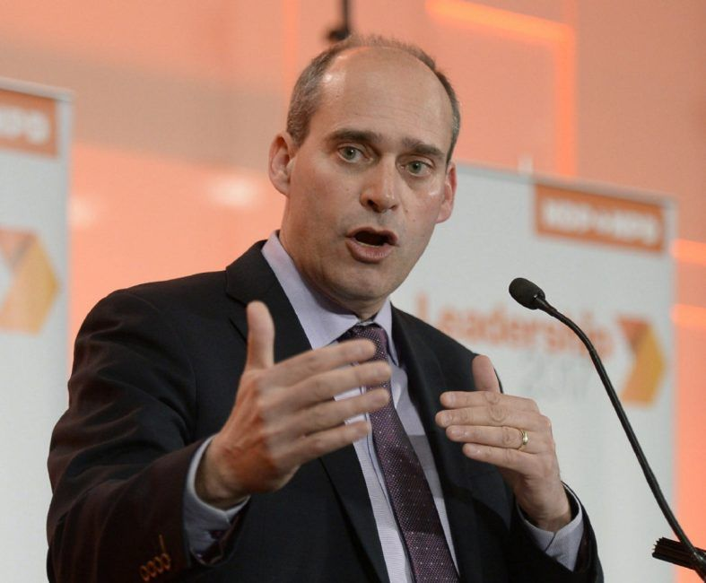 """Meet Guy Caron. Caron puts focus on moving the NDP in a different, focusing on tax reform, basic income and unifying provinces with focus on Quebec    McKeen, Alex. """"Caron Says He's the NDP's Best Bet to Win Back Quebec."""" Thestar.com. N.p., 13 Sept. 2017. Web. 18 Oct. 2017. <https://www.thestar.com/news/canada/2017/09/13/caron-says-hes-the-ndps-best-bet-to-win-back-quebec.html>."""
