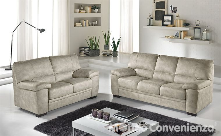 Divano diana 2 e 3 posti di mondo convenienza abbiamo acquistato questi due divani per il - Divano william mondo convenienza ...