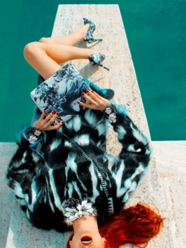 GRAZIA magazin Srbija, Horoskop, Trend, Moda - Shopping 2013 - Roberto Cavalli - Psychotic Love