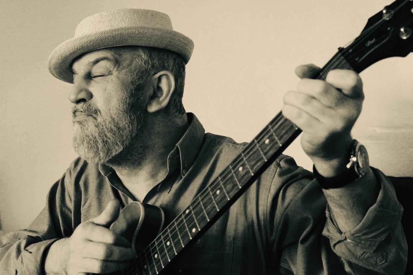 Liverpool musician John Wilkinson.
