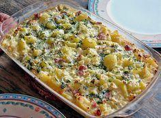 Photo of Sheep cheese – potato casserole from Stetim | Chef