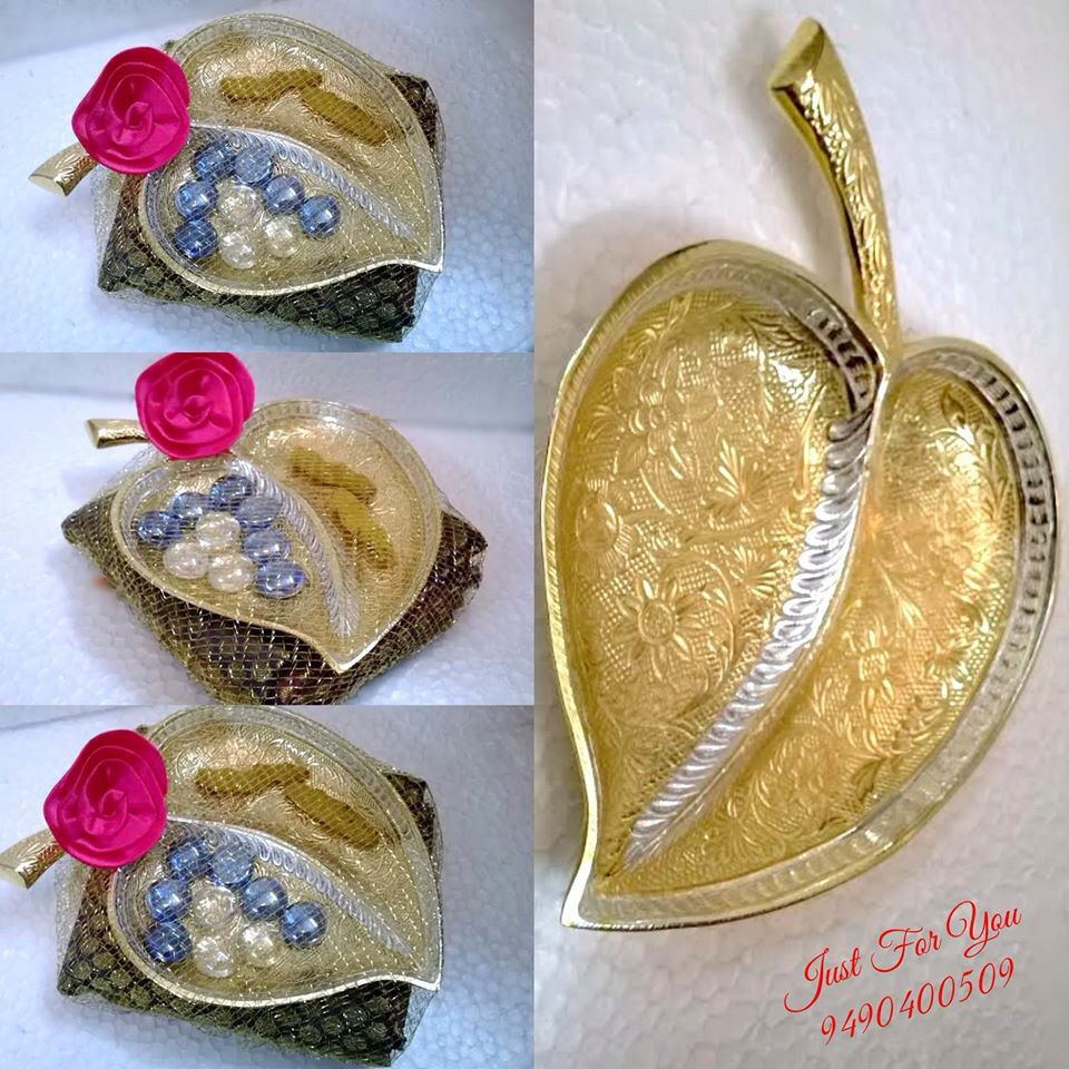 """Indian Wedding Gifts Packing Ideas: Search For """"just For You- Return Gifts & Trousseau Pack"""