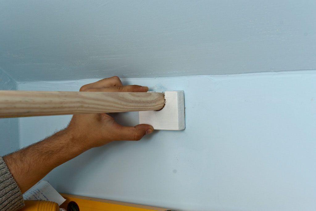 Installing Closet Rod