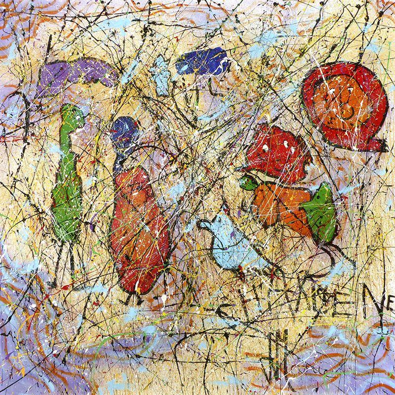 Epingle Sur Abstraction Lyrique Et Action Painting