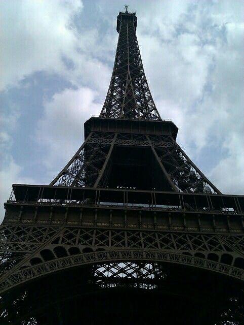 Torre Eiffel - París (Francia)