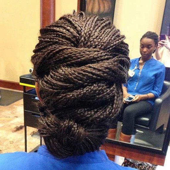 01-Micro-Braids-Hairstyles …   Hairstyles & Natural Beauty   Pinte…