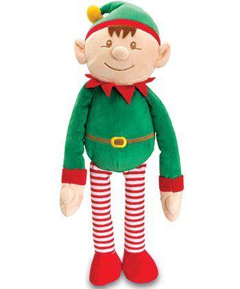 Christmas Elf Plush Toy Keel Toys Keel Toys Pinterest