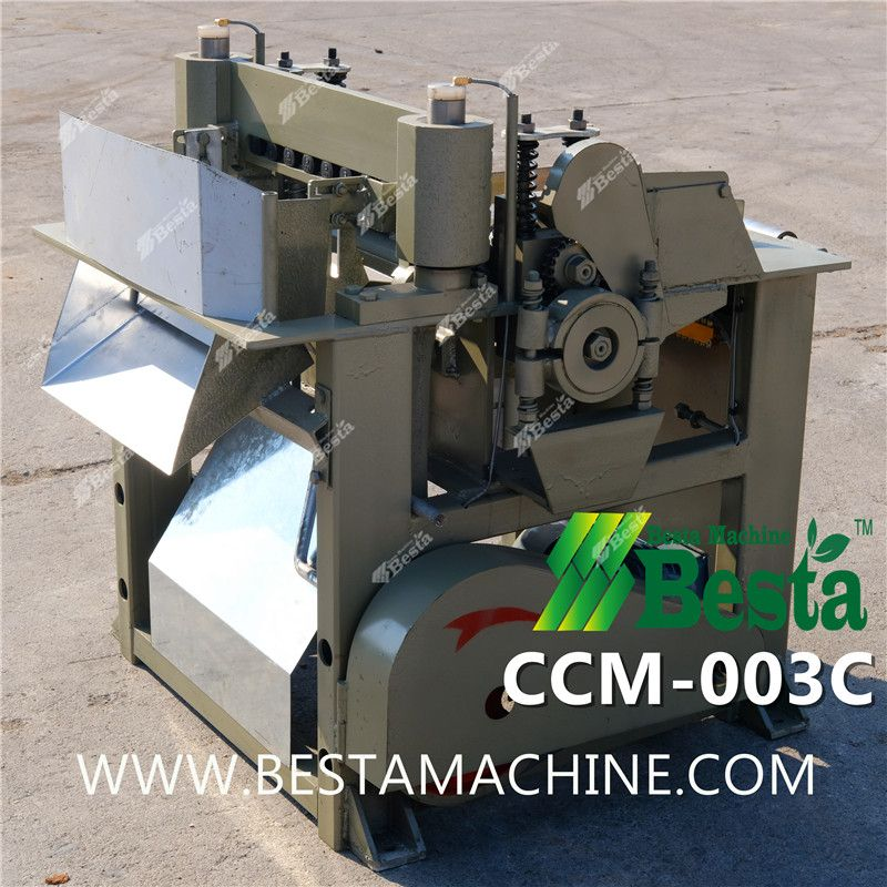 Our Wooden ice cream stick making machine, wooden Spoon