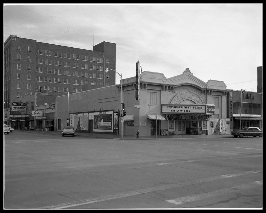 Queen Theater Queens Theatre Abilene Texas Places To Go