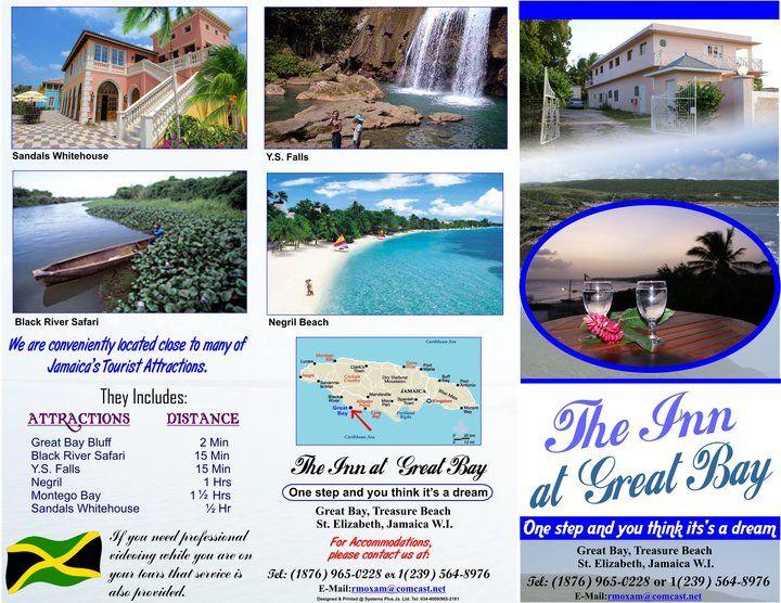 inn At Great Bay, Treasure Beach, St. Elizabeth, Jamaica