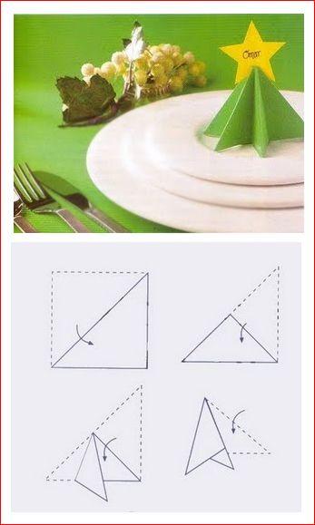 tree - place card idea                                                                                                                                                                                 Más