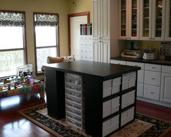 Kids Craft Room Ideas: Craft Room Storage Design, Pictures, Remodel, Decor And