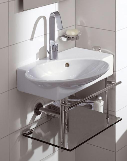 Corner Bathroom Sinks Creating Space Saving Modern Bathroom Design In 2020 Small Bathroom Sinks Small Bathroom Inspiration Small Bathroom Vanities