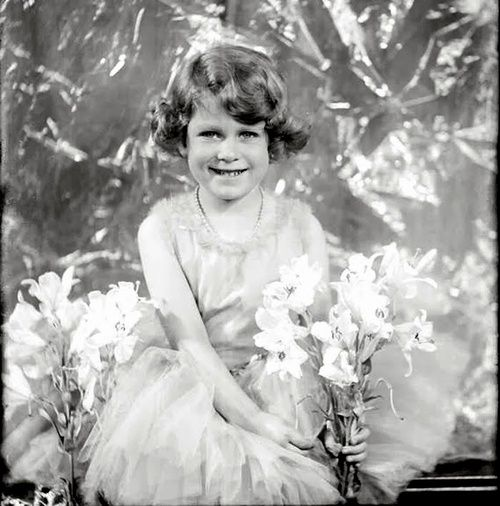 Little Princess Elizabeth Of York, Later Queen Elizabeth