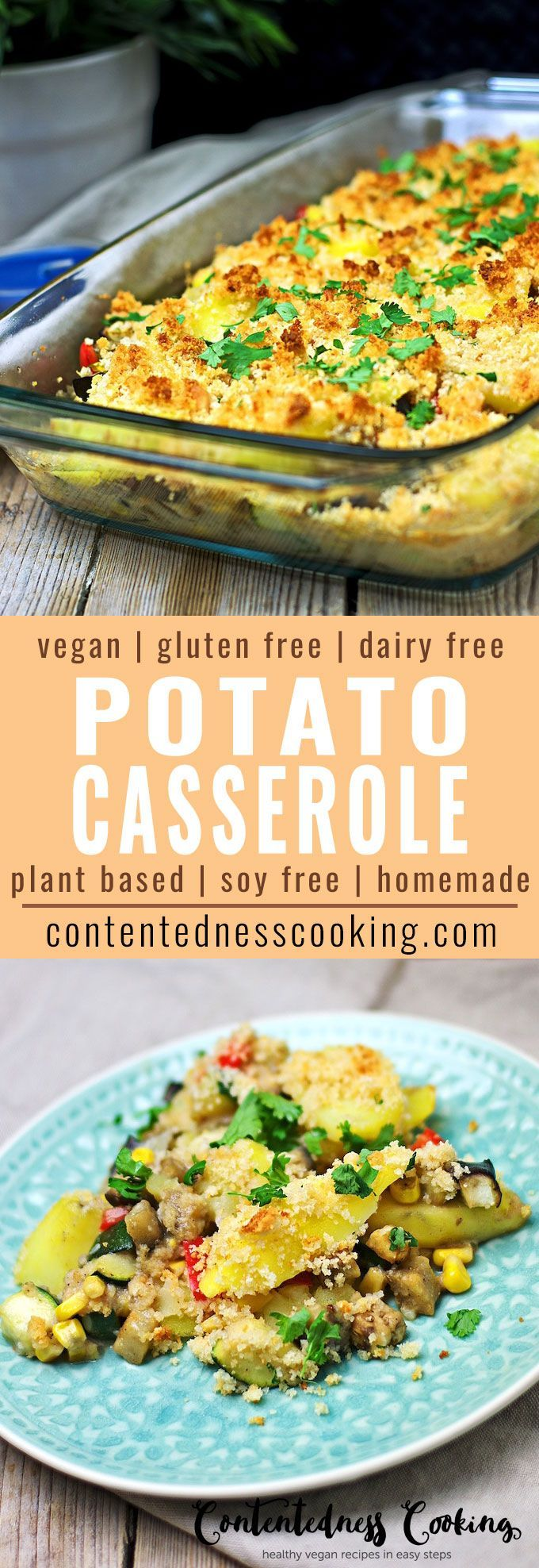 Vegan Potato Casserole