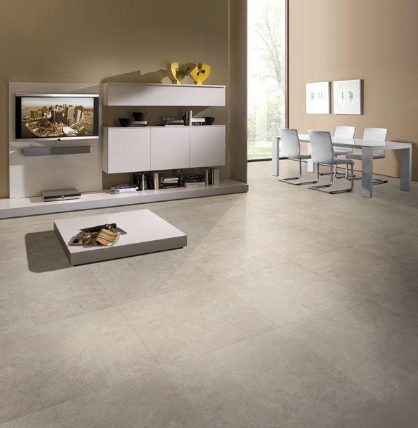 Piso porcelanato san lorenzo gloss stone arena 59x59cm for Losetas para pisos interiores