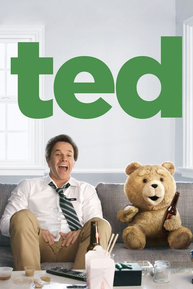 TED is Coming Repro Film POSTER