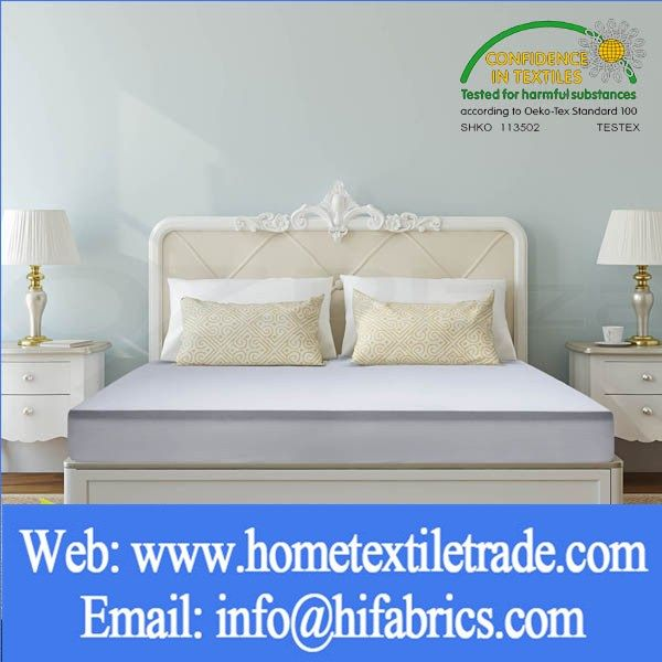 Hotel Pvc Thermal Mattress Protector U0026 Bed Sheets Manufacture In Xiaoshan  China Supplier Antidust Cover In
