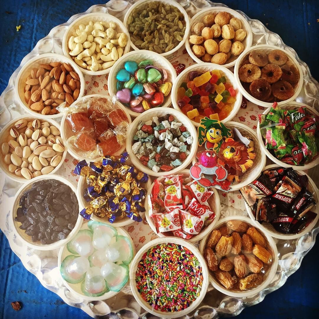 New pin for Ganpati Festival 2015 is created by by vvenussatna with 56Bhog #Part1 #ChappanBhog #Indian #festival #Awesomeness #Ganesh #GanpatiBappa #gannubhaiya #Chaturthi #ganpatibappamorya #Peace #satisfaction #god #VvenusSatna #DryFruits #Toffees #chocolates  #Litchi #jelly #coffee #aamPapad
