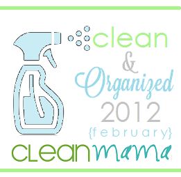 Clean + Organized – Free printable check lists