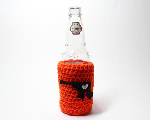 Maryland Beer Koozie Crochet State Accessories By Msamandajayne