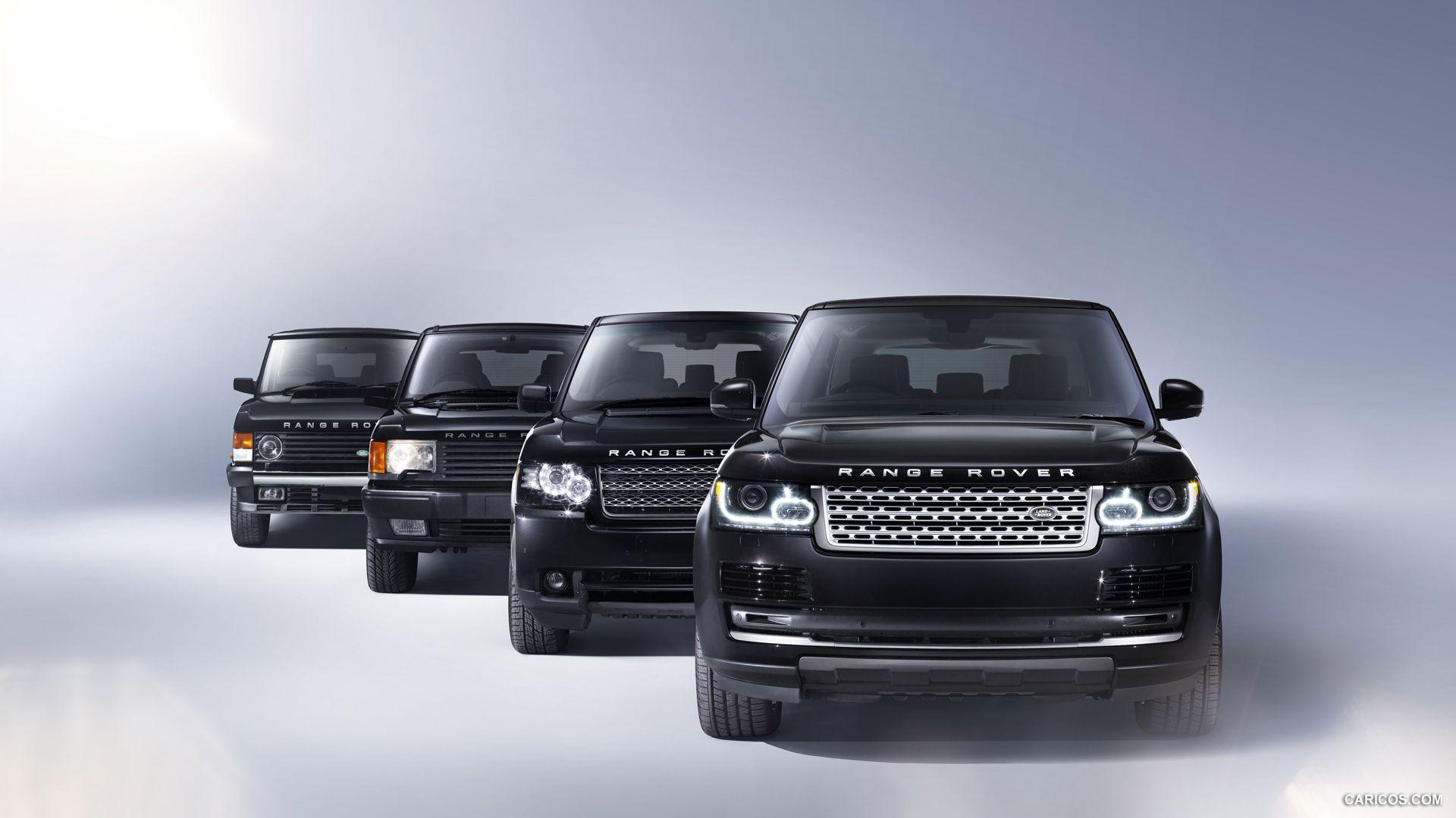 2013 Range Rover Range Rover Range Rover Supercharged Range Rover Car