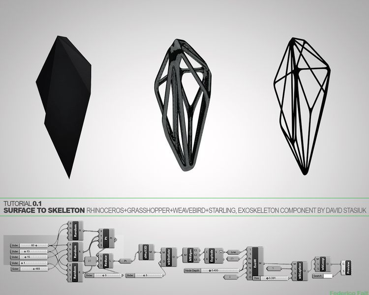 Pin by ian b on parametric dise o param trico for Arquitectura parametrica pdf