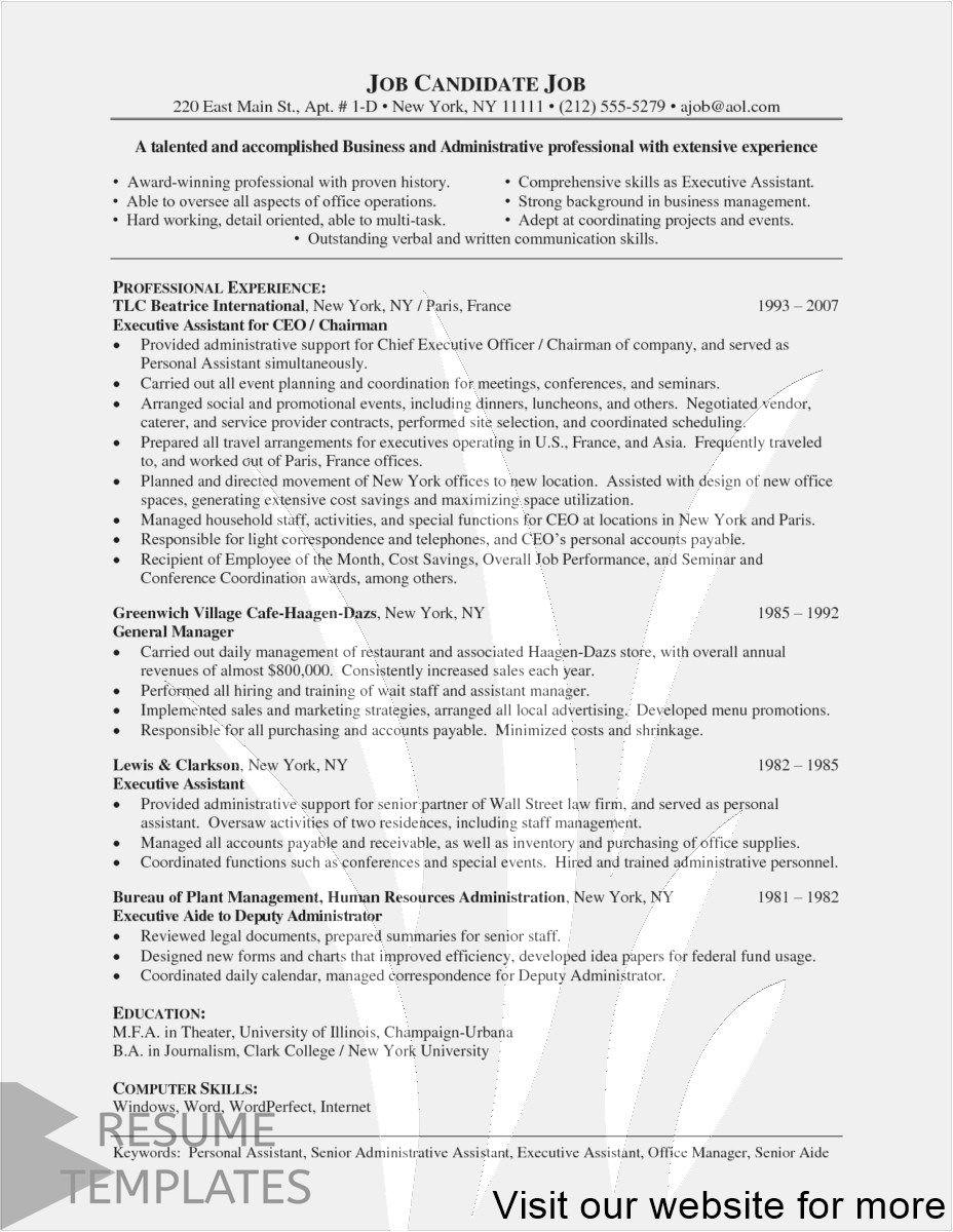 Resume Template Free Word Free Resume Template Word Resume Template Free Resume Design Template
