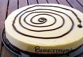 Tarta de queso con chocolate blanco (TMX) | Recetas de cocina fáciles y sencillas | Bea, recetas y más