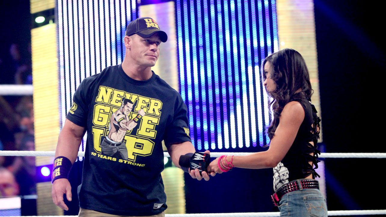 john cena and aj lee relationship