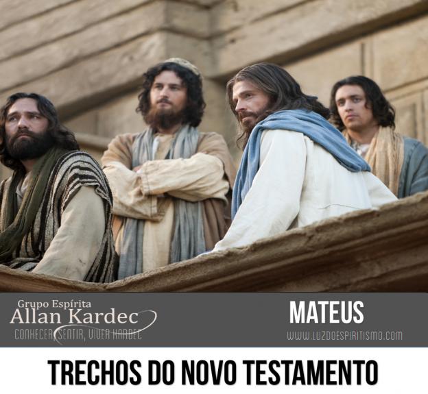"""Chamado de Mateus — Mateus 9:9  Indo adiante, viu Jesus um homem chamado Mateus, sentado na coletoria de impostos, e disse-lhe: """"Segue-me"""". ..."""