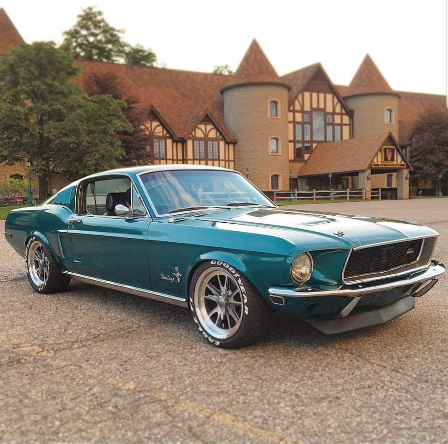 Pin By Renee' Woodward On American Muscle Cars