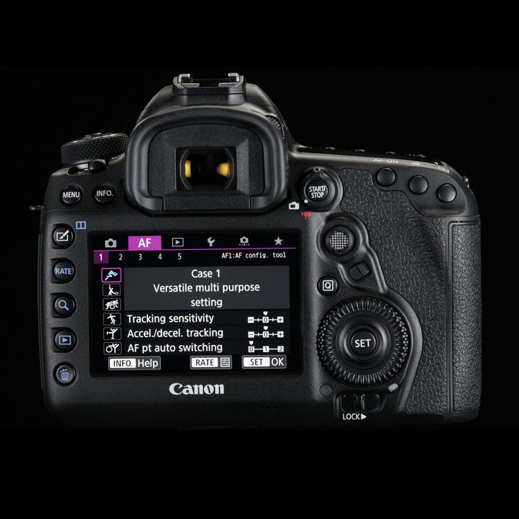 A Closer Look At The New Video Features Of The Canon 5d Mark Iv Canon 5d Mark Iv Canon Camera Photography Equipment
