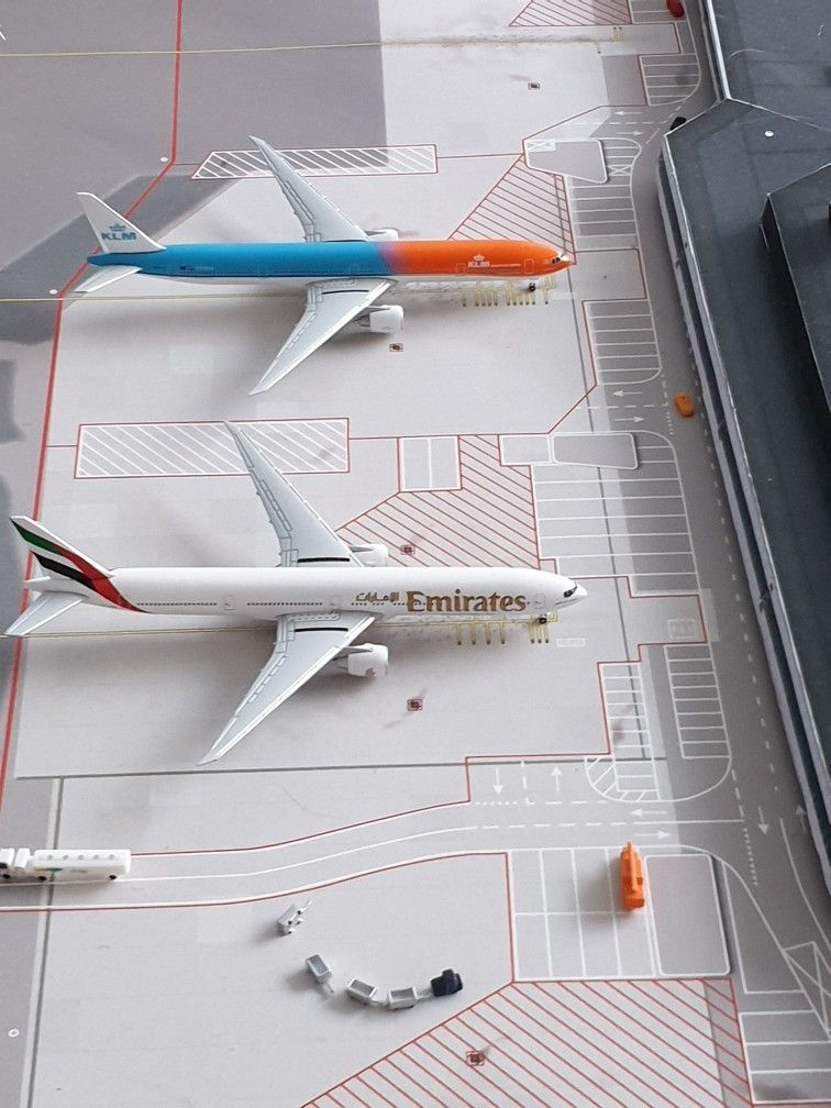 Amsterdam Airport Schiphol 1 500 Airport Model Planes Model Trains