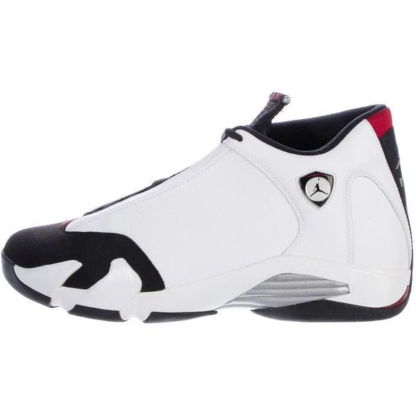 jordan 14 retro black toe men